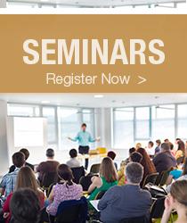 Aquacal Seminars